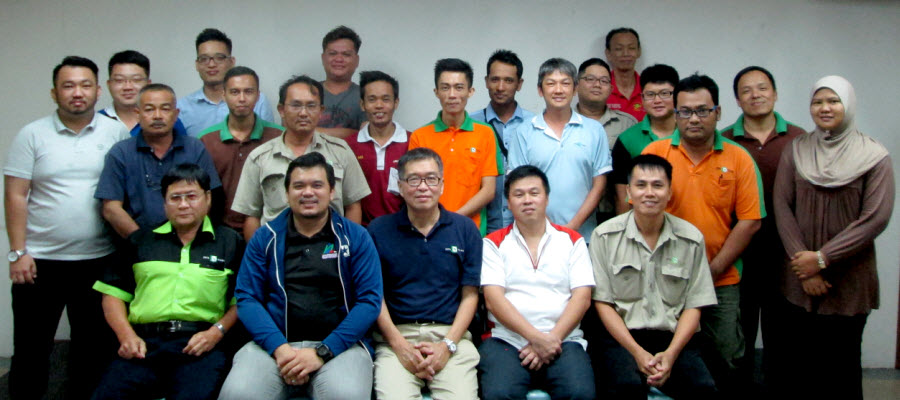 "Jaya Tiasa staffs attend ""Authorised Entrant and Standby Person For Confined Space (Refresher)"" course"