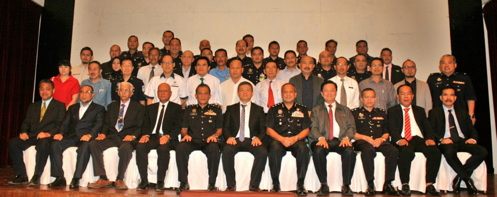 Jaya Tiasa Hosts First Sarawak Auxiliary Police Meeting Cum Dialogue