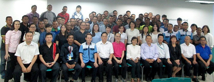 Jaya Tiasa Staffs Attend Fire Protections and Fire Extinguisher Appliances Training